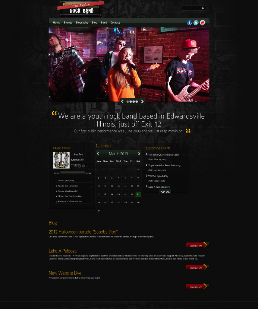 Exit 12 Rockband
